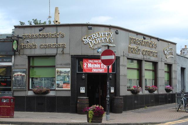 Scruffy Duffy's, Prestwick