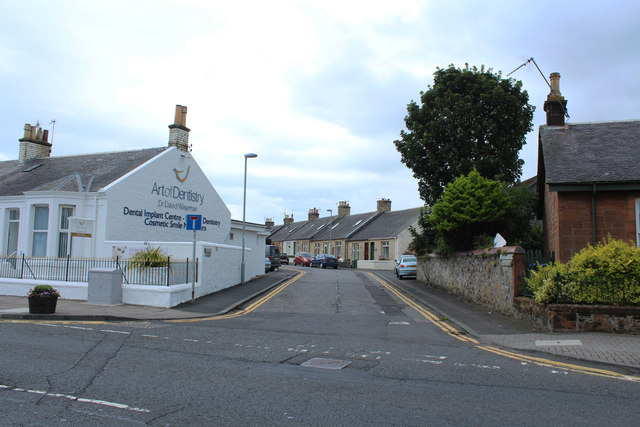 Hunter Street, Prestwick