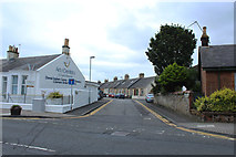 NS3525 : Hunter Street, Prestwick by Billy McCrorie