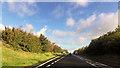 SH5266 : Layby on Felinheli bypass by John Firth