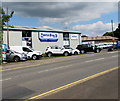 ST6982 : Pearce Bros Autorentals, Yate by Jaggery