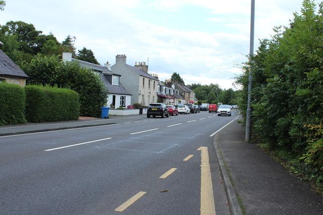 Main Road, Minishant