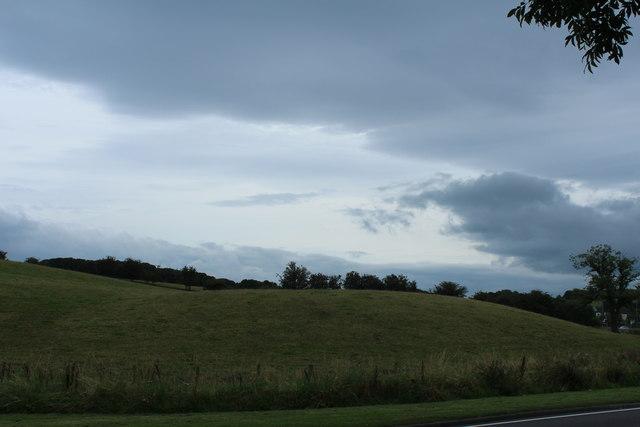 Farmland at Minishant