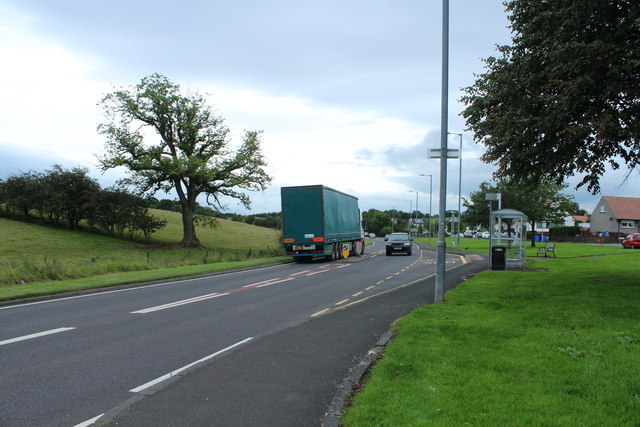 The A77 in Minishant