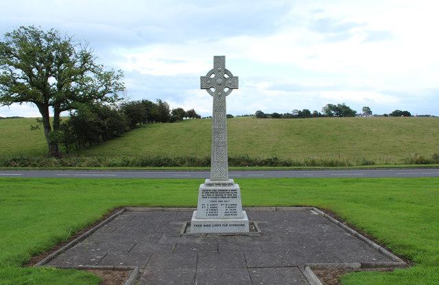 War Memorial, Minishant