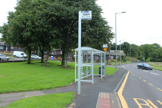 Bus Stop & Shelter, Minishant
