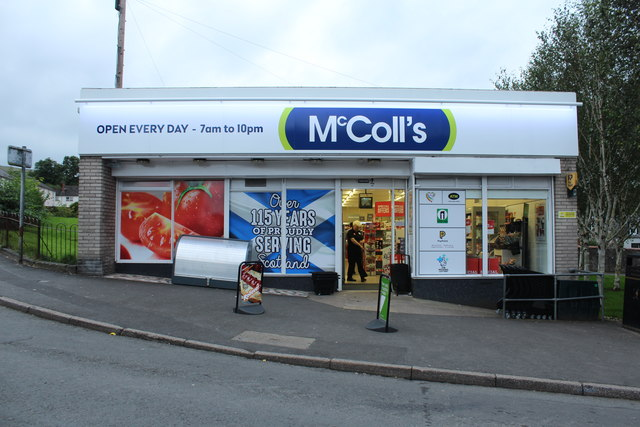 McColl's, Dailly