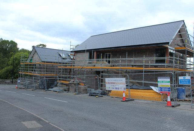 Ayrshire Housing, Dailly