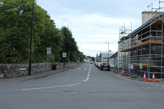 Main Street, Dailly