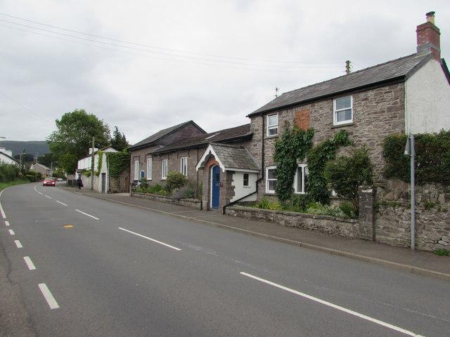 Old School House, Crickhowell Road, Gilwern