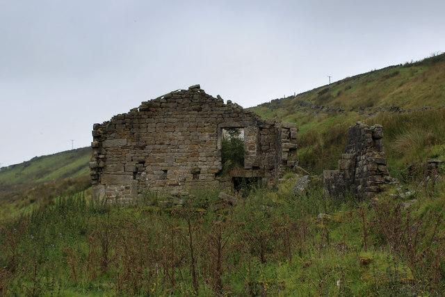 Ruins of Sunny Bank