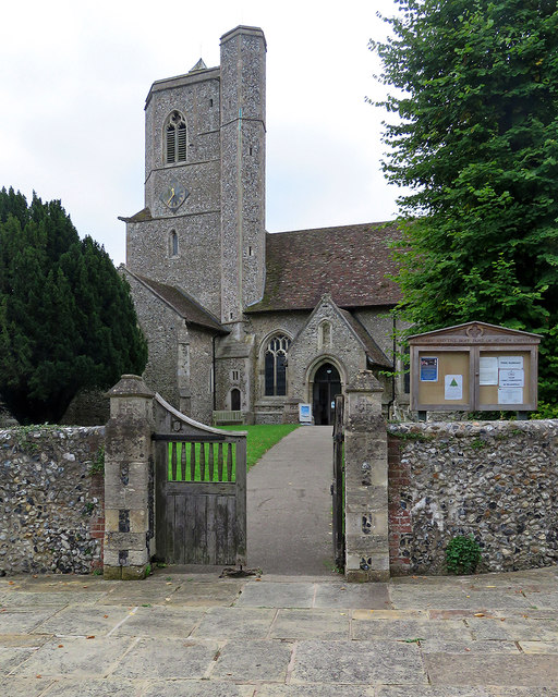 Cheveley: St Mary and the Holy Host of Heaven
