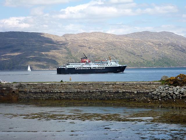 Pier at Craignure