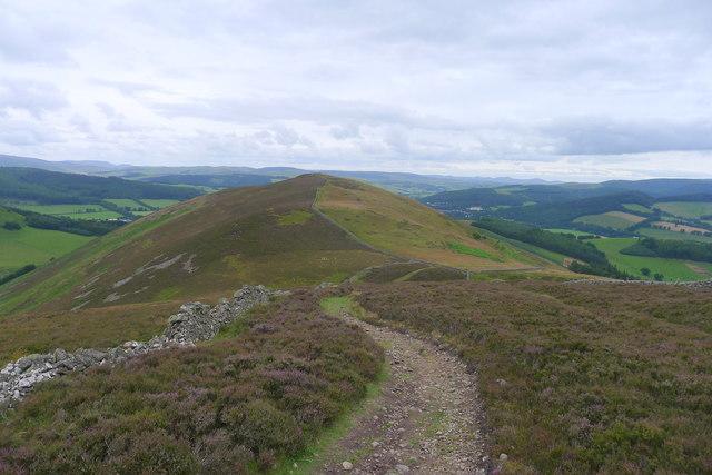 Approaching Craig Head
