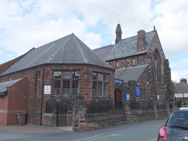 St John's Church, Crossley Road