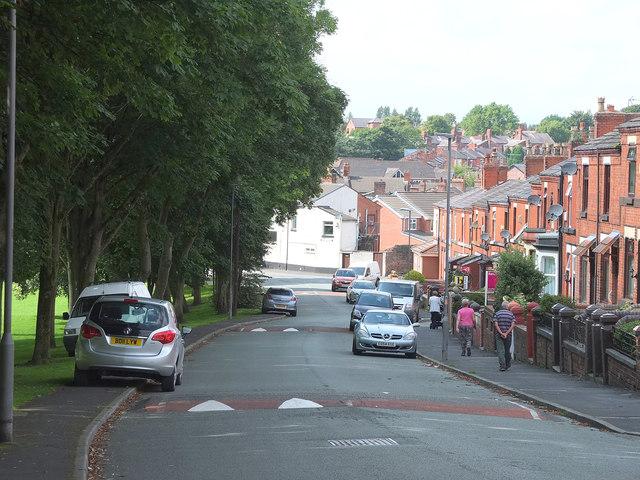 Elm Road, Thatto Heath
