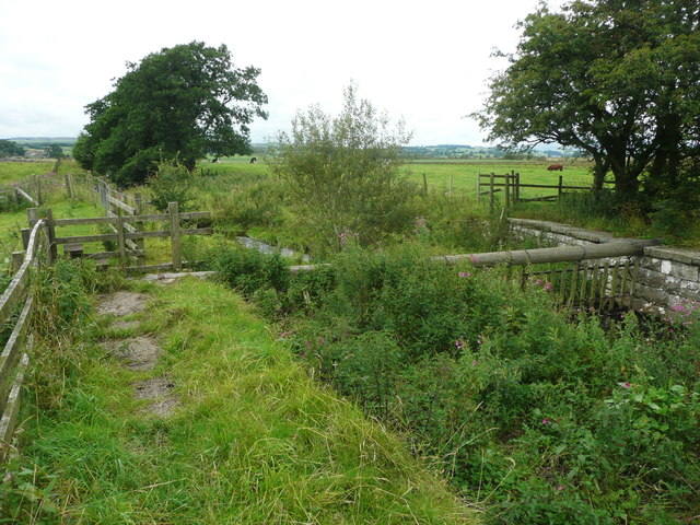 The Ribble Way and Wigglesworth Beck