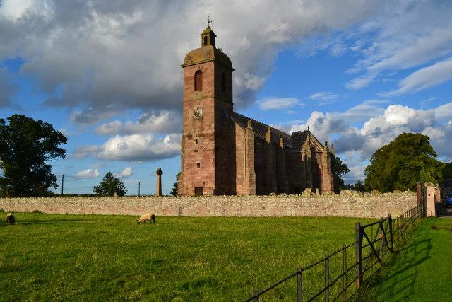 St Mary's Parish Kirk, Ladykirk