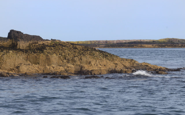 Eastern Point of Brownsman Island