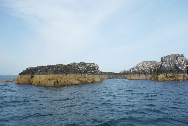 Skeney Scar, Staple Island