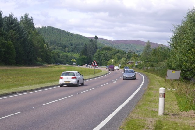 A9, Pitlochry bypass