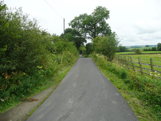 Flat Lane, Long Preston