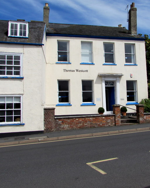 Queens House, 44 New Street, Honiton