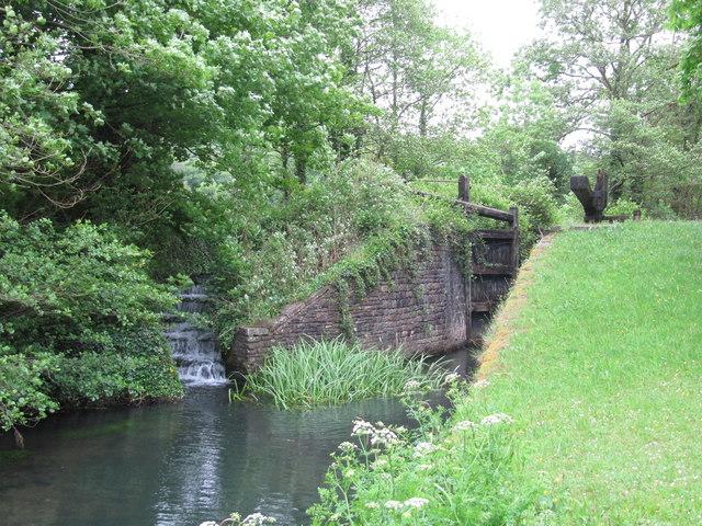 Maesgwyn Lock