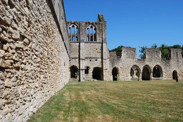 Netley Abbey (19)