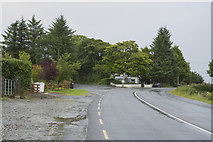 C6339 : A major road junction by Malcolm Neal
