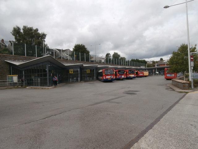 Blackwood Bus Station