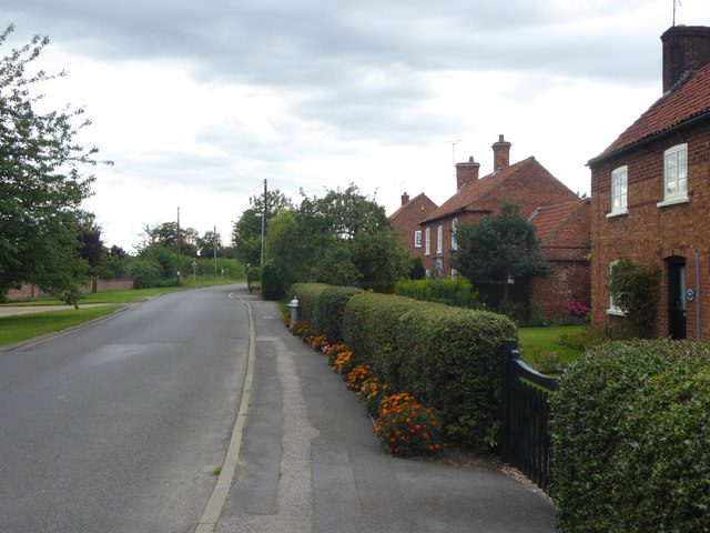 Chapel Lane, Auborn