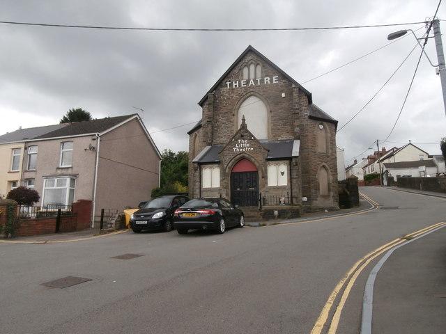 The Little Theatre, Blackwood