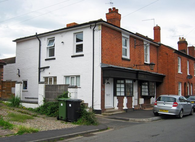 The former Lansdowne Inn, 19-20 Lansdowne Street, Worcester