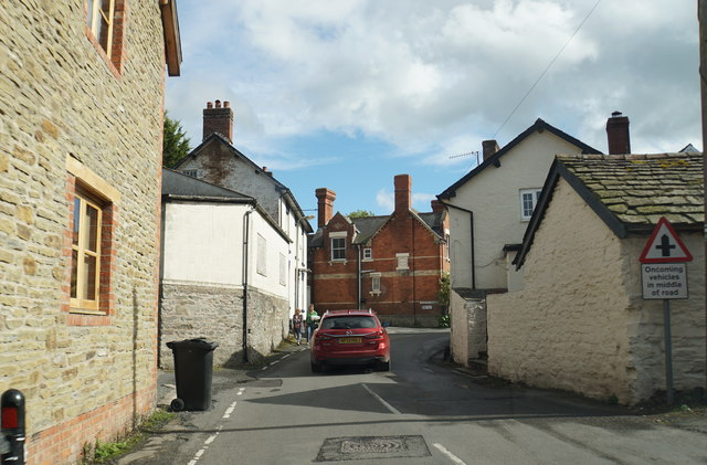 Castle Street, Clun