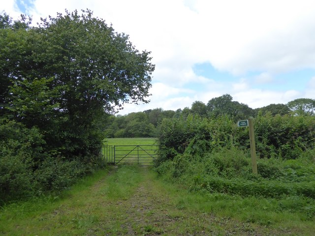 Footpath to Lambert