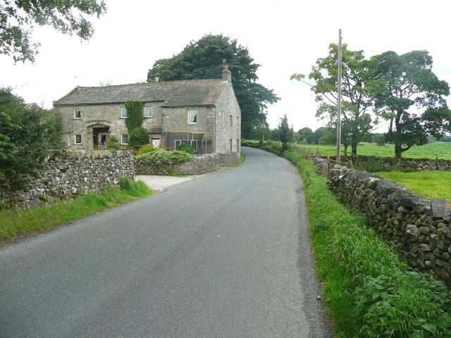 Church Lane, Wigglesworth