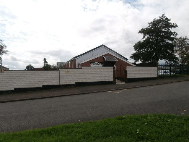 Bethany Baptist Church, Cefn Fforest