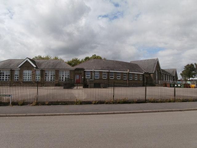Cefn Fforest Primary School