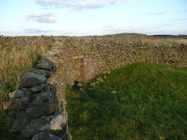 Sheep underpass, Edge Lane, Long Preston
