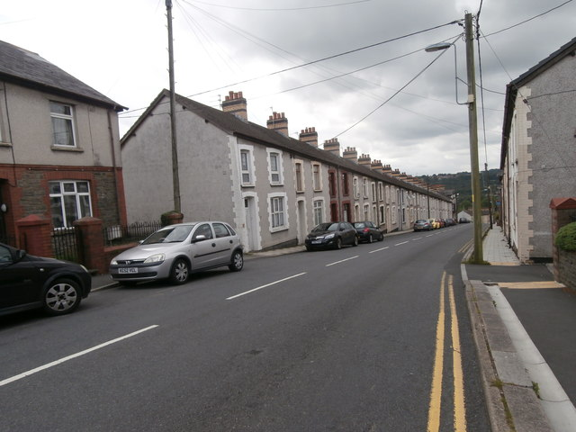 Fairview, Pengam, Blackwood