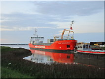 TA0623 : High tide at Barrow Haven by Jonathan Thacker