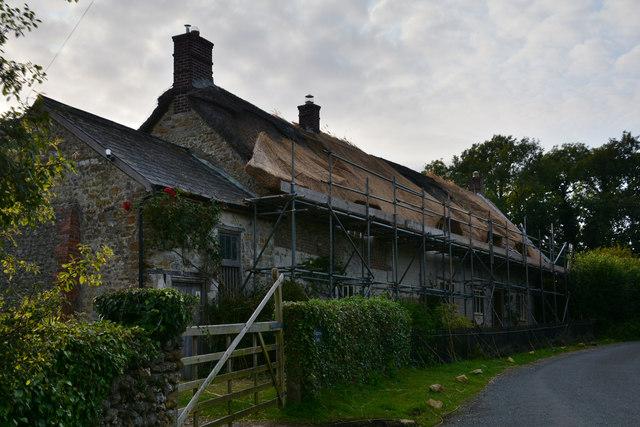 West Dorset : Kingcombe Farm