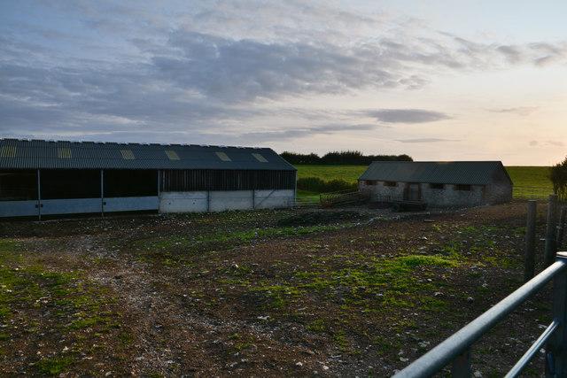 West Dorset : Farm Buildings