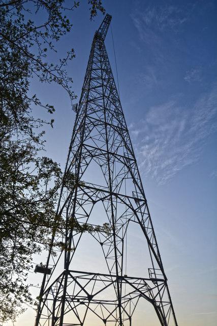 West Dorset : Rampisham Down - Transmitter