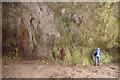 SM9801 : Pembroke Castle Wogan Cavern by M H Evans