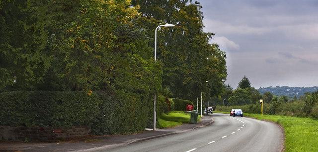 Storeton Lane