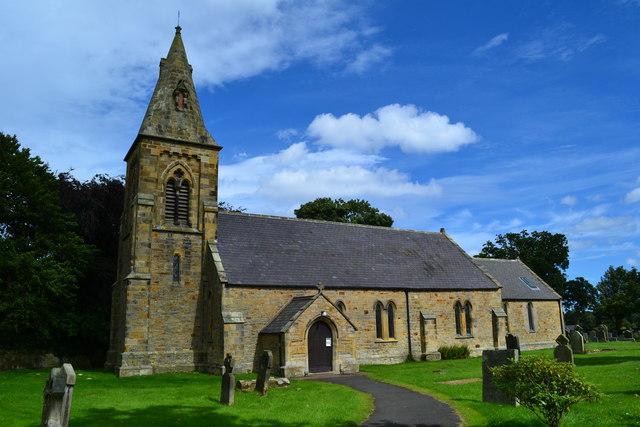 St Peter's Church, Scremerston
