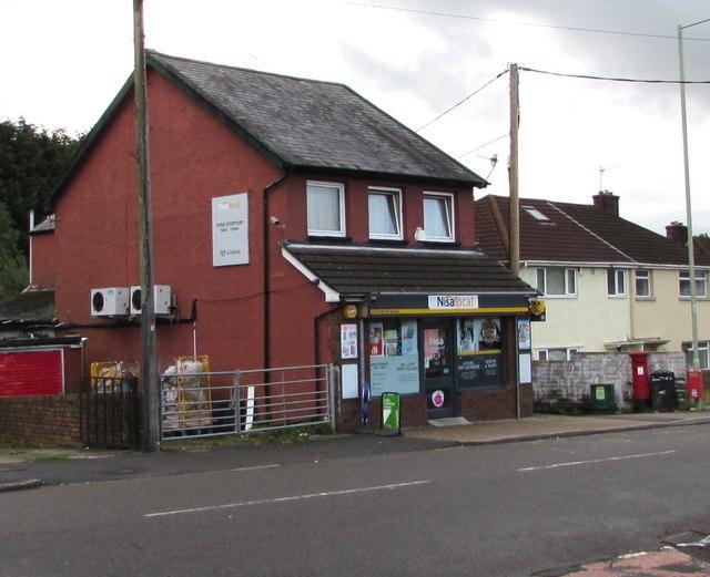 Nisa Local, Tynybryn  Road, Tonyrefail