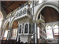 SE2769 : St Mary, Studley Royal - organ by Stephen Craven